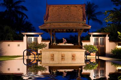 Banyan Tree Spa, Banyan Tree, Phuket, Thailand