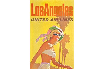 Los Angeles, United Airlines