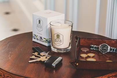 Buick House Luxury Candles