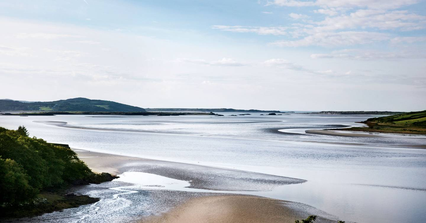 The county with some of the best beaches in Ireland