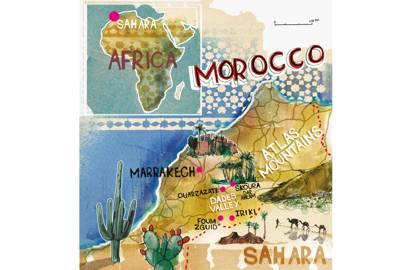 How to tour the Sahara