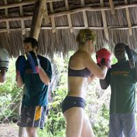 Fitness holiday in Kenya