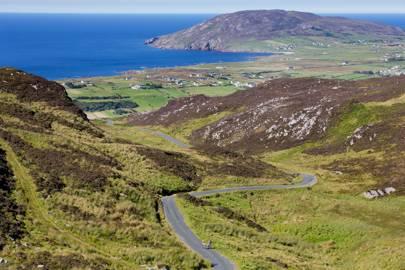 Manmore Gap, Inishowen