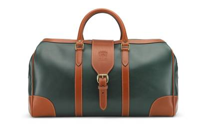 The weekend holdall