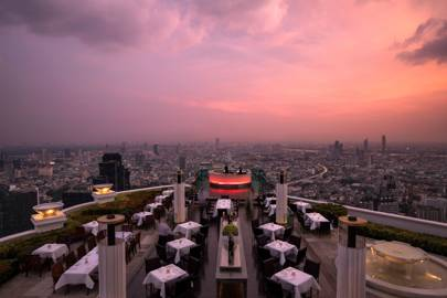 Sky Bar at Sirocco, Lebua Hotel