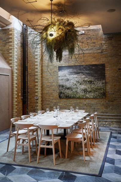 9. Wilder, Shoreditch