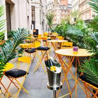Green Bar Summer Terrace, Hotel Café Royal