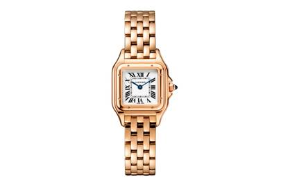 17. Cartier watch