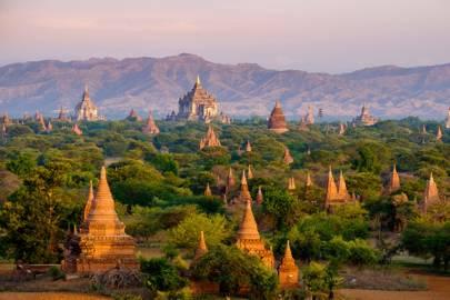 13. Birma, Asien