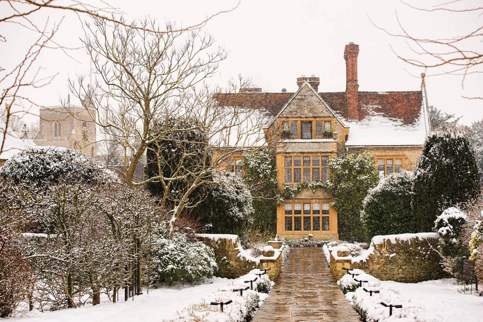 The Best Uk Hotels For Christmas Cn Traveller