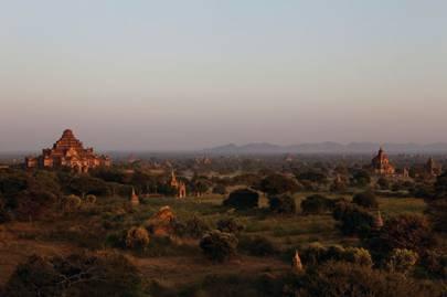 Burma: land of hope and welcome