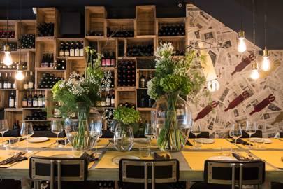 Bottles Wine Bar, Spitalfields