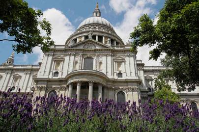 Landmarks and monuments in London