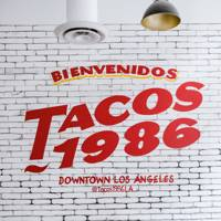 1. Eat the best tacos in town