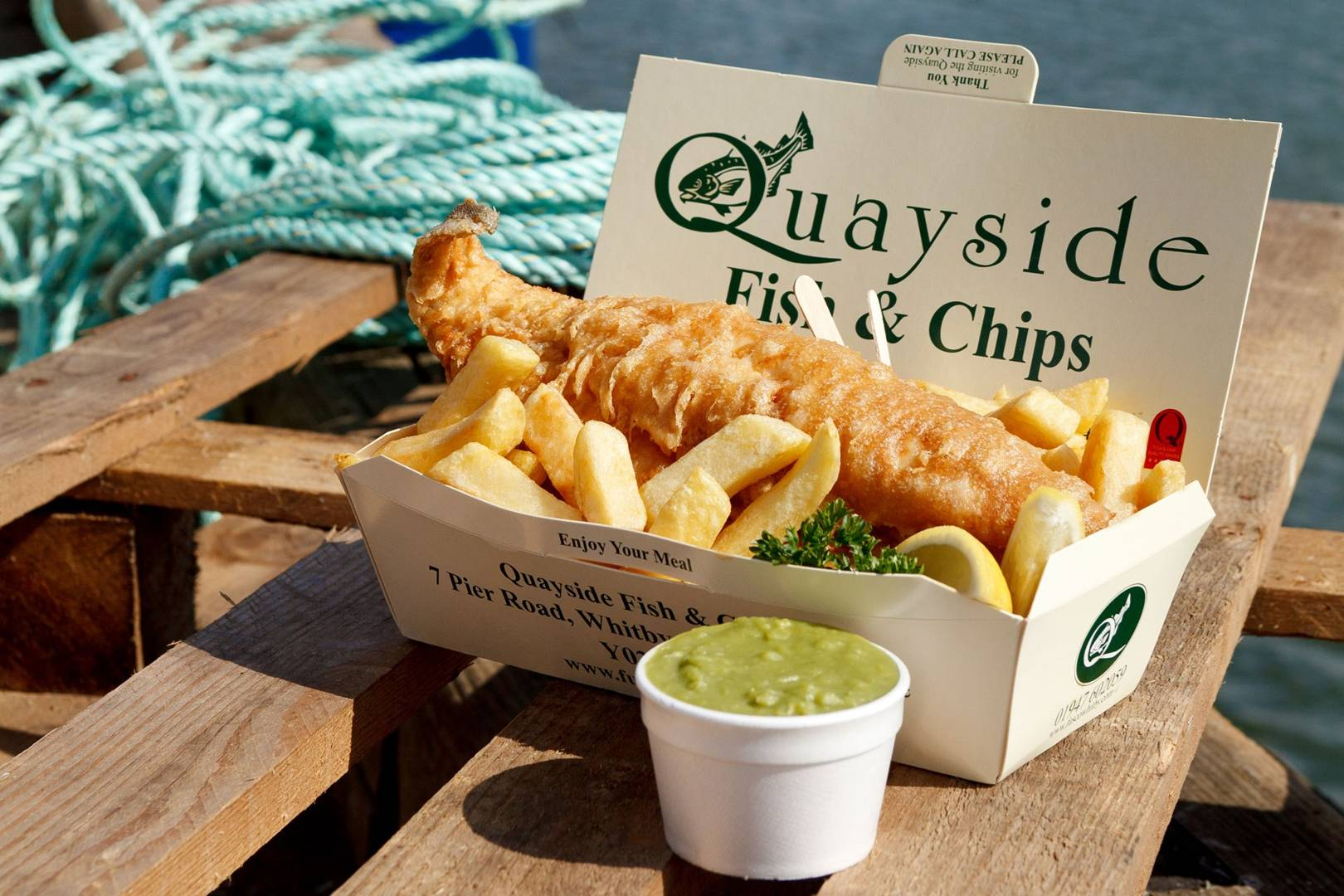 the best fish and chips in the uk cn traveller