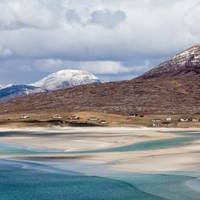 6. Luskentyre, Outer Hebrides
