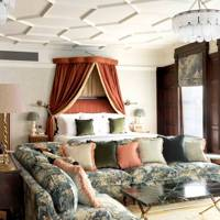 The Jacobean Suite at Kettner's Townhouse, Soho