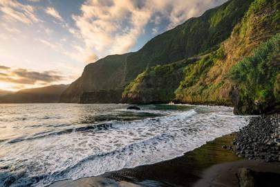 8. Wild beaches