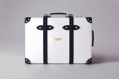BA x Globe-Trotter special-edition luggage