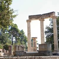 Journey to Olympia: from Athens to Arcadia