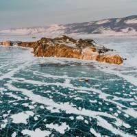 23. Lake Baikal, Russia