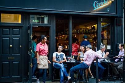 A taste of Peru in London