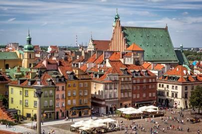 7. Warsaw