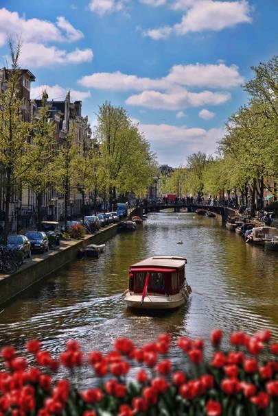 3. AMSTERDAM, NETHERLANDS