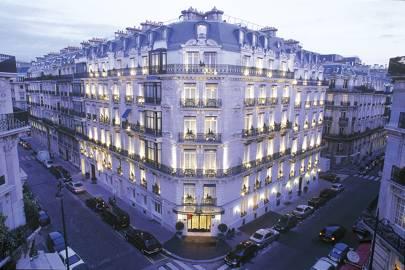 Hotel de la Trémoille, Paris
