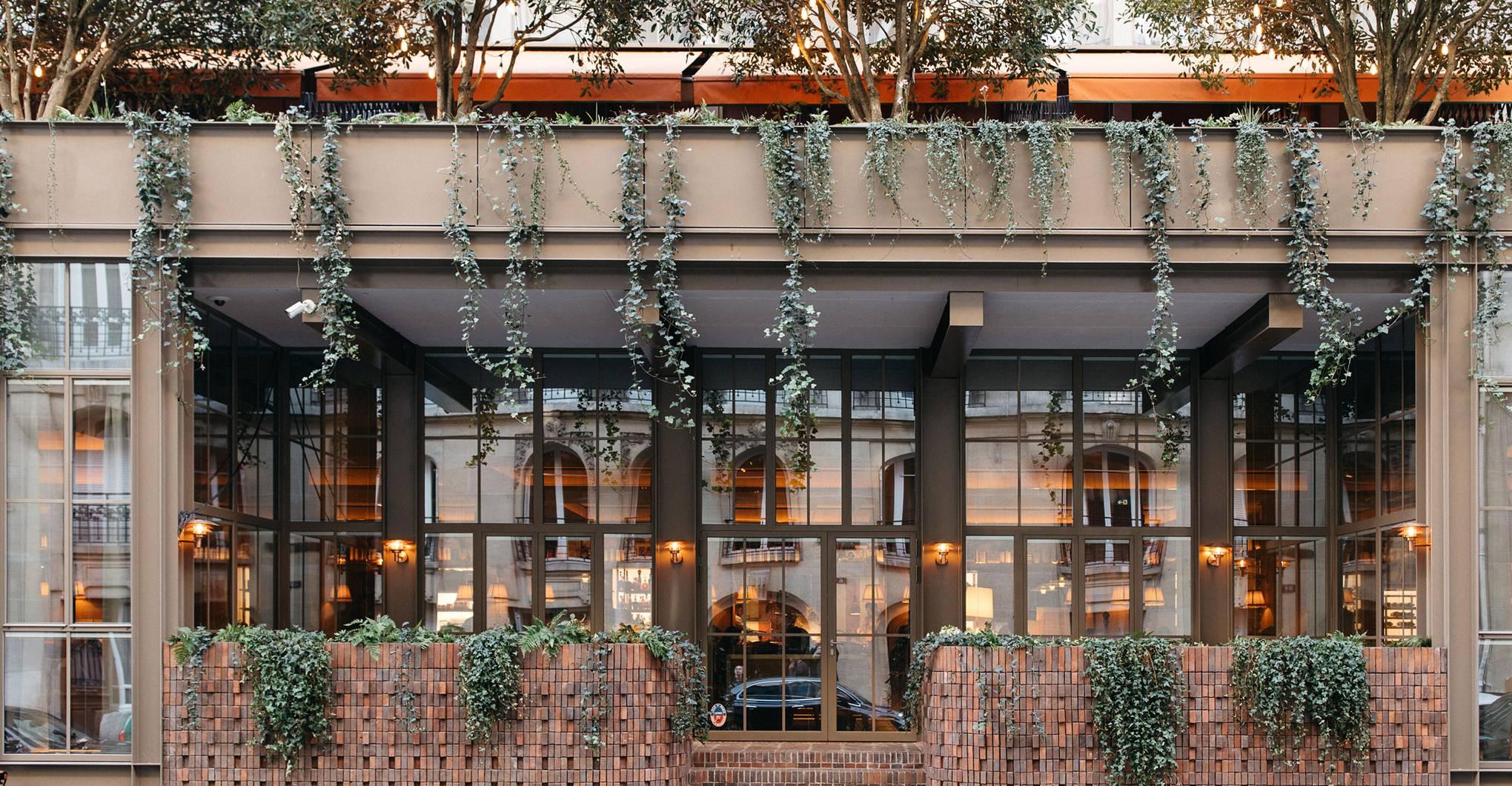 Brach Paris hotel review