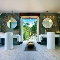 Private villa at The Brando
