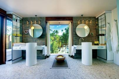 Private villa at The Brando