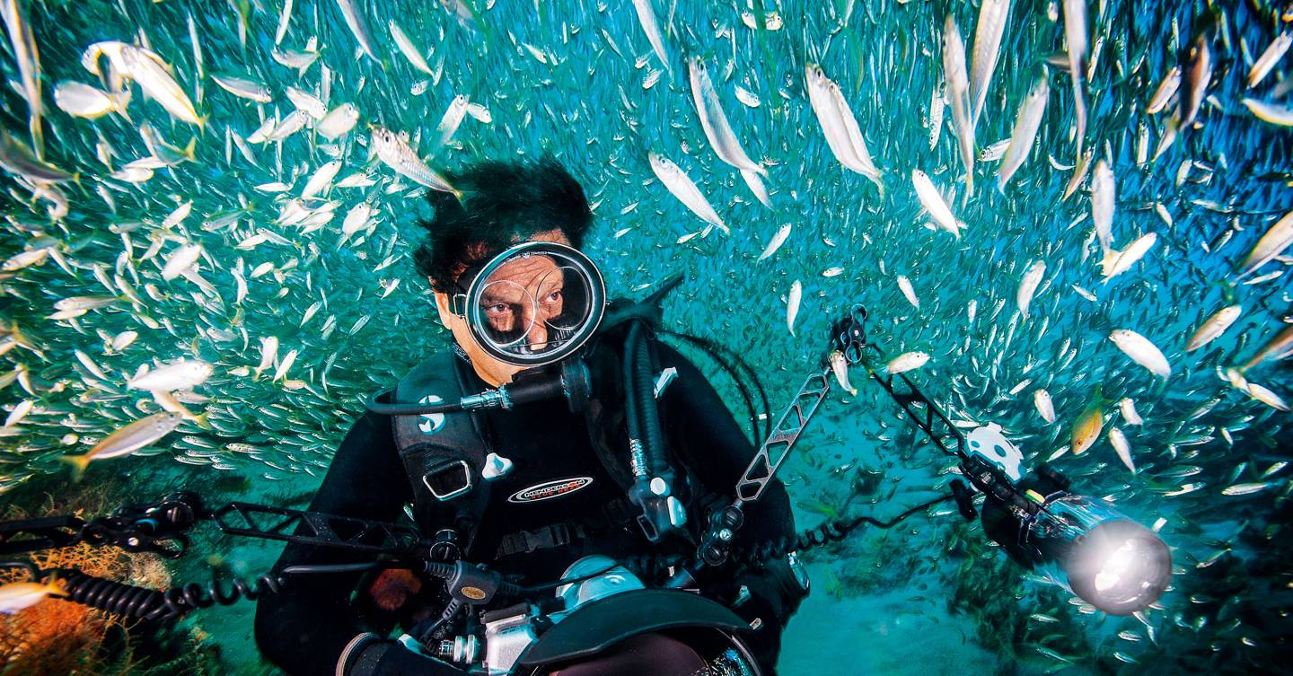 The best deep sea diving spots in the world