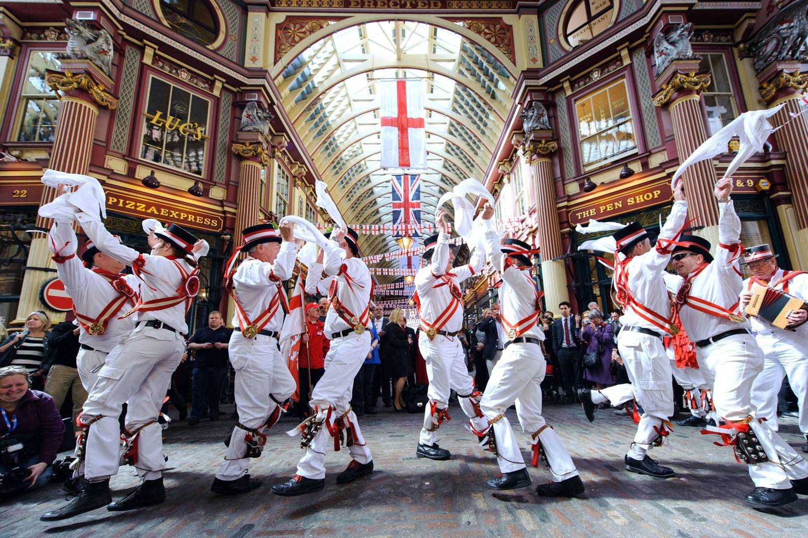 Quirky british traditions cn traveller publicscrutiny Choice Image