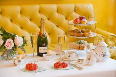 The Bollinger Afternoon Tea at The Goring