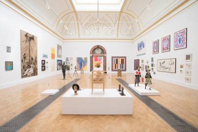 The Summer Exhibition, the Royal Academy