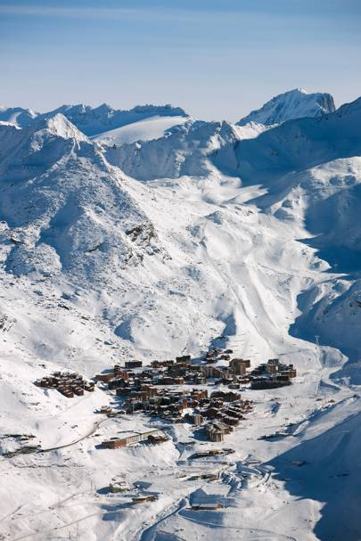 2. Val Thorens, France