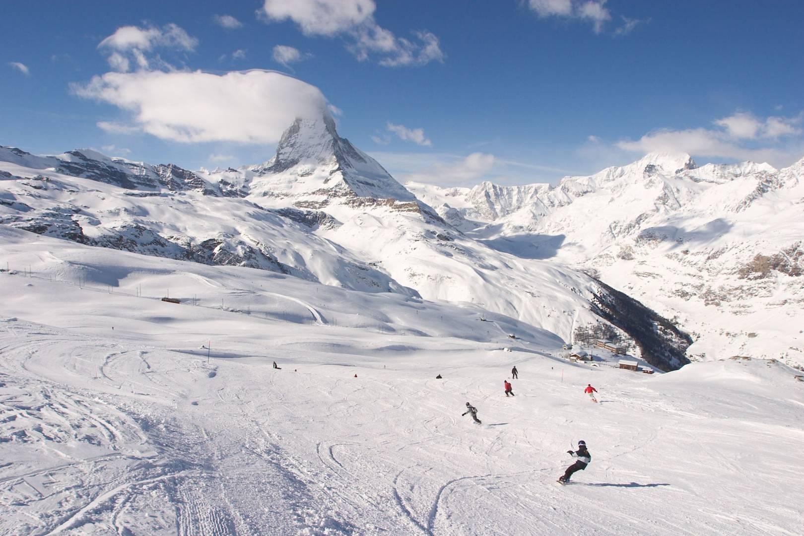 Best of Zermatt ski resort Switzerland  464d3aaa3