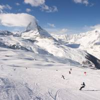 18. Zermatt, Swiss Alps