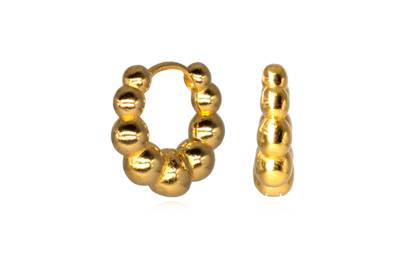 Nue Hoops earrings
