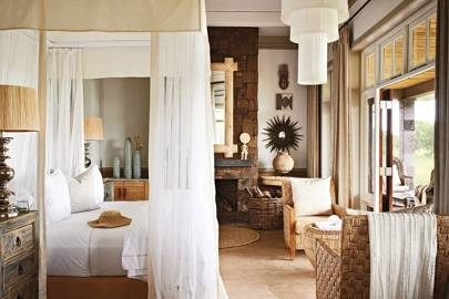 Singita Serengeti House, Singita Grumeti Reserves, Tanzania
