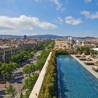 Terrat at Mandarin Oriental Barcelona