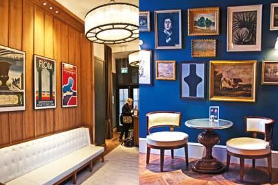 Great Northern Hotel, London, UK