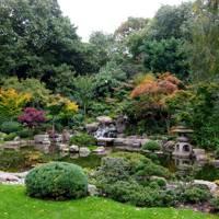 Kyoto and Fukushima Gardens, London