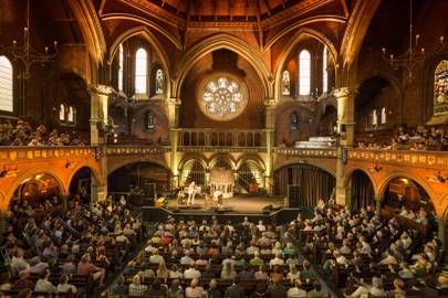 1. THE UNION CHAPEL