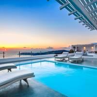 Erossea Villa Santorini Greece