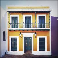 The Pablo Casals museum, Old San Juan