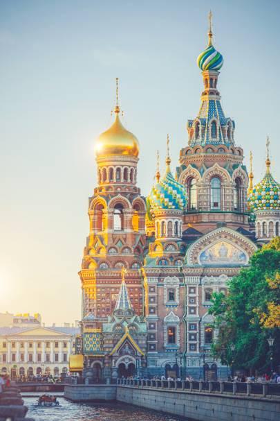 22. St Petersburg