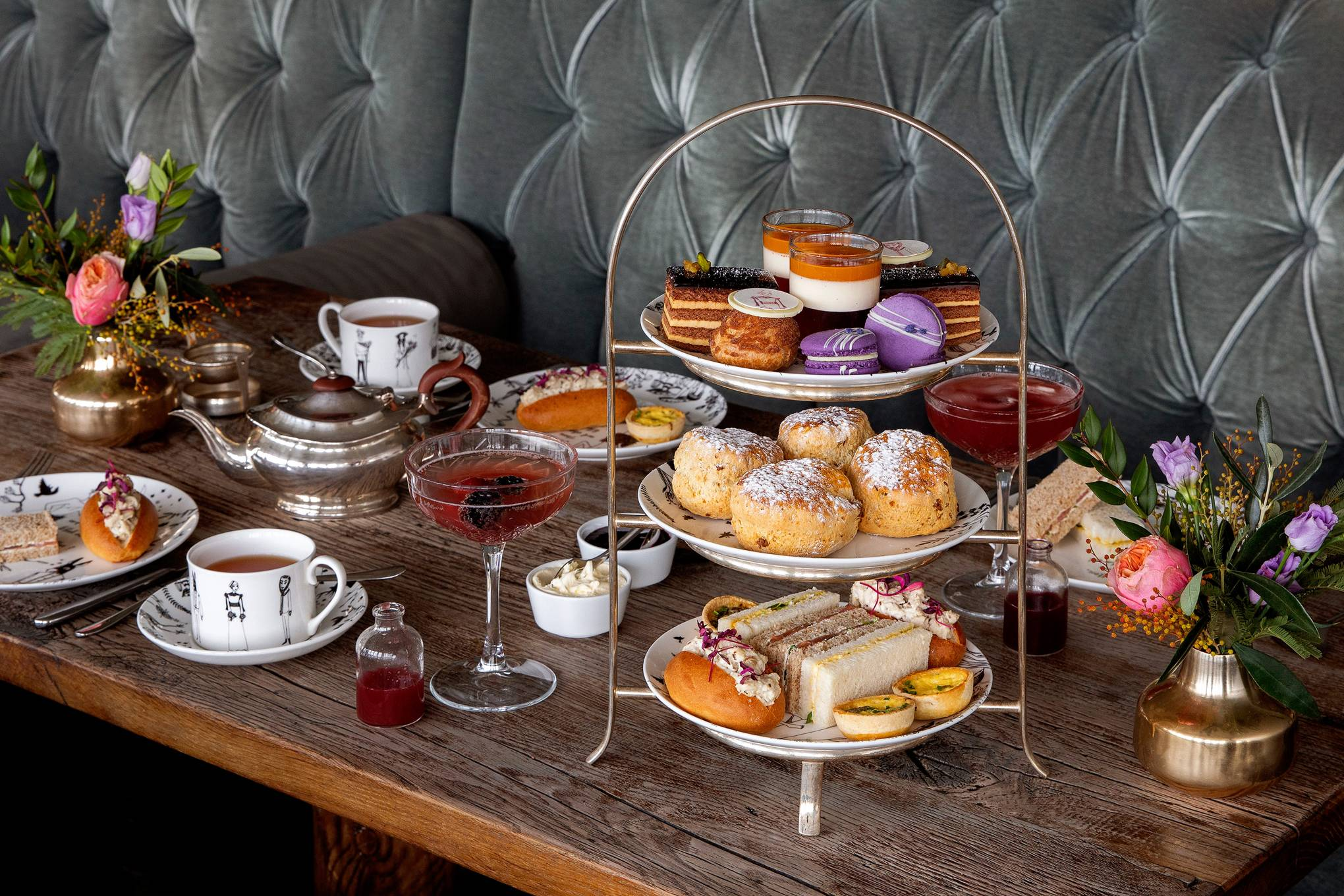 ca50a8a67e89 Best afternoon tea in London 2019  your ultimate guide
