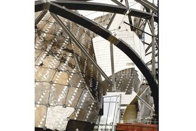 The Louis Vuitton Foundation for Creation, Paris